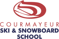 logo Courmayeur Ski & Snowboard School